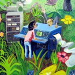 Computer Jungle, by Paul Downey