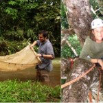 Pardo and Small, Recipients of the 2014 Biotropica Award for Excellence in Tropical Biology & Conservation